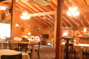 Hotel Limpia Dining Room In Fort Davis Texas The Most Amazing Biscuits Of My