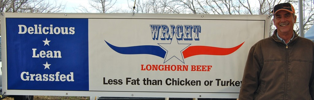 Wright's Longhorn Beef (Barton Creek, Highland Mall)